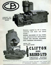 Clifton & Baird Ltd